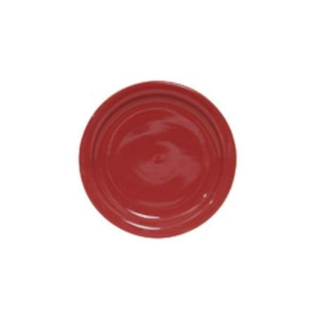 Tuxton NQA-090 Vitrified China Plate, Cayenne - 9 in. - image 1 of 1