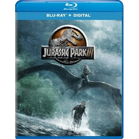 Jurassic Park III (Blu-ray) - Jurassic Park Halloween Horror Nights