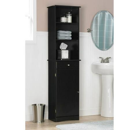ameriwood bathroom storage cabinet walmart com