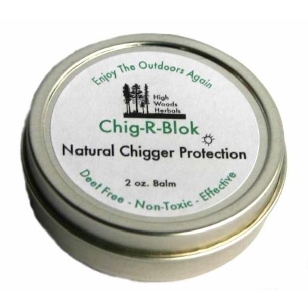 Chig-R-Blok Deet-Free Insect