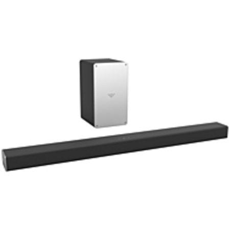 VIZIO SmartCast SB3621N-E8 2.1 Speaker System - Wireless Speaker(s) - Tabletop, Wall Mountable - 50 Hz - 20 kHz - DTS TruSurround, DTS TruVolume, DTS Studio Sound, Dolby Digital - ()