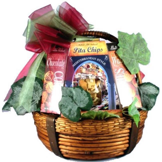 Gift Basket Drop Shipping ThKoGo-med The Kosher Gourmet, Kosher Gift Basket - Medium