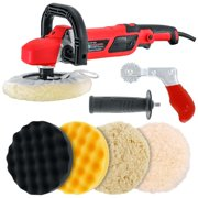 """Best Polisher Kits - 7"""" Professional High Performance Variable Speed Polisher Review"""