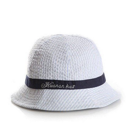 Summer Baby Sun Cap Infant Boy Girl Beach Bucket Hat Visor Headwear Decors 6-24M](Bucket Hat Wholesale)