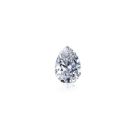 Image of 1.00ct F Color, SI1 Clarity, Very Good Cut Pear Shaped IGI Certified Diamond
