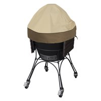 Classic Accessories Veranda Water-Resistant 22 Inch Kamado Ceramic Grill Dome Cover