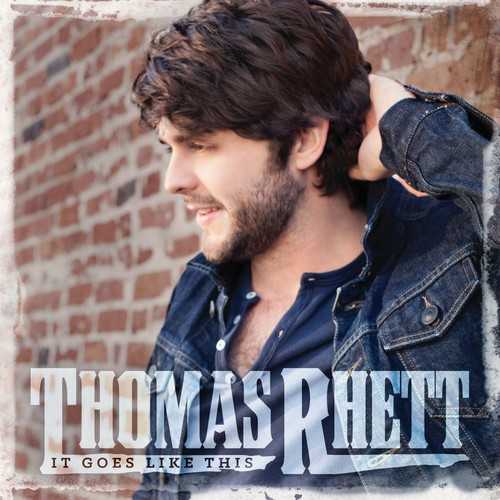 Thomas Rhett - It Goes Like This (CD)