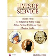 Lives of Service: Mother Teresa Nelson Mandela by