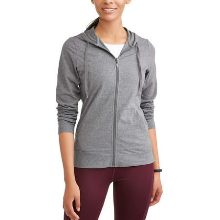 Women's Dri More Core Active Full Zip Hoodie