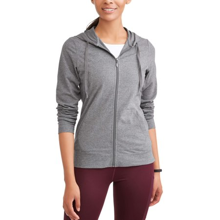 Women's Dri More Core Active Full Zip -