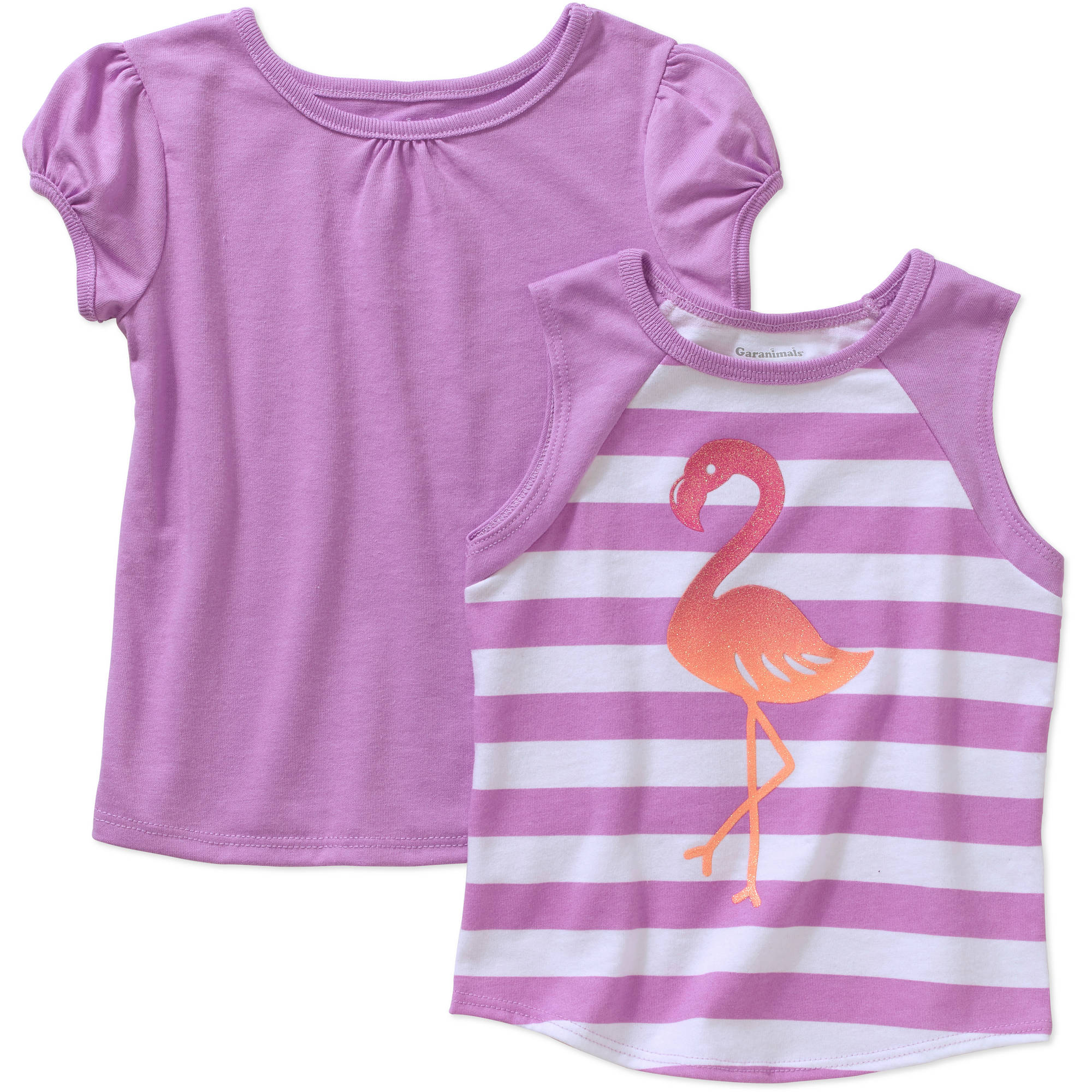 Newborn Baby Girl Printed Knit Jegging Shorts - Walmart.com
