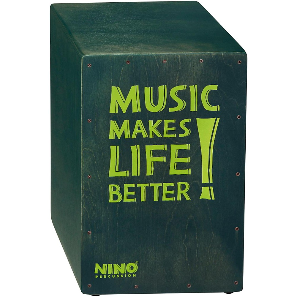 Nino Better Life Series Cajon, Grey Gray