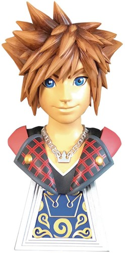 Legends In 3D Kingdom Hearts 3 Sora 1/2 Scale Bust
