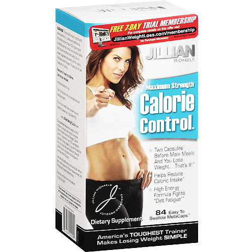 Jillian Michaels Calorie Control Dietary Supplement, 84ct