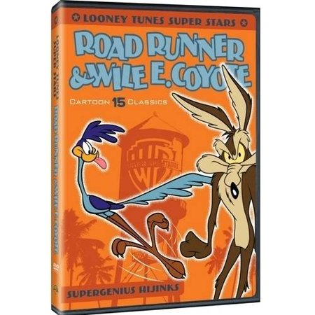 Looney Tunes Super Stars  Roadrunner   Wile E  Coyote