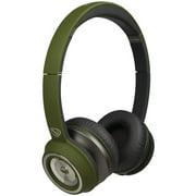 Monster NTUNE On-Ear Headphones, Matte Military Green