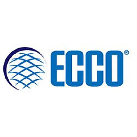 ECCO (7950G-VM) LED Beacon: Pulse II, medium profile, 12-48VDC, 11 flash patterns, vacuum-magnet mount, green