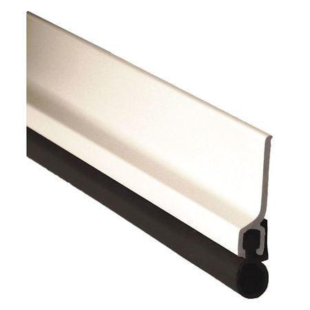 PEMKO GG303CS84 Double Door Weatherstrip, Silicone, 7 ft L