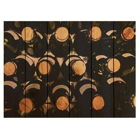 Gizaun Art Wine Cellar Indoor Outdoor Wall Art
