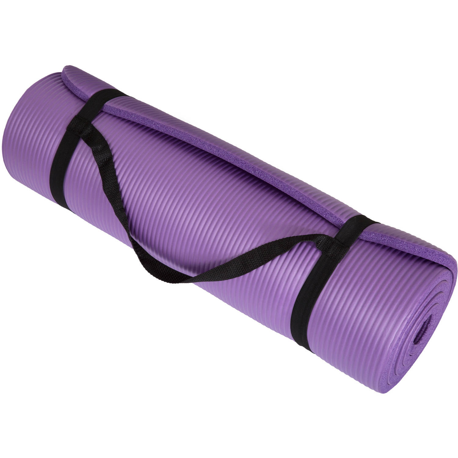 Wakeman Fitness Extra Thick Yoga Exercise Mat Available in Various