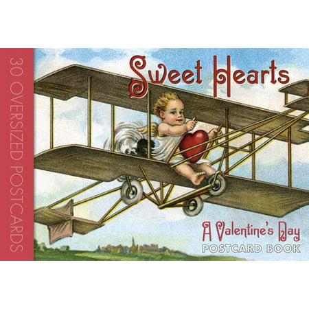 Sweet Hearts : Valentine Postcard Book