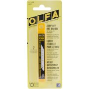 Snap-Off Art Knife Replacement Blades 10/Pkg-For 9150