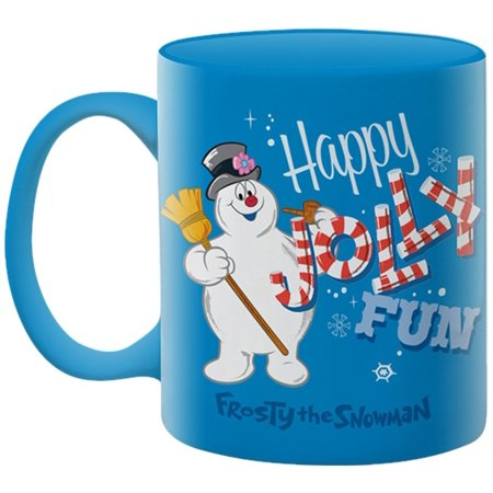Mug - Frosty The Snowman - Jolly 11oz Boxed Cup New 47075 - Snowman Out Of Cups