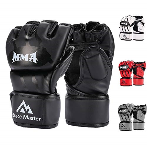 Be Smart MMA Glove Punch Kick Boxing UFC Muay thai Training Sparring Padded