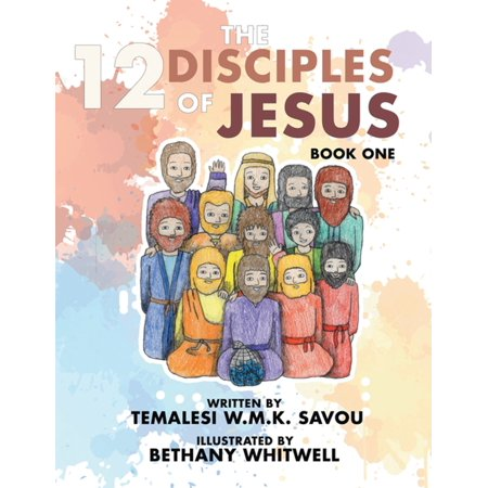 The 12 Disciples of Jesus - eBook - Jesus 12 Disciples