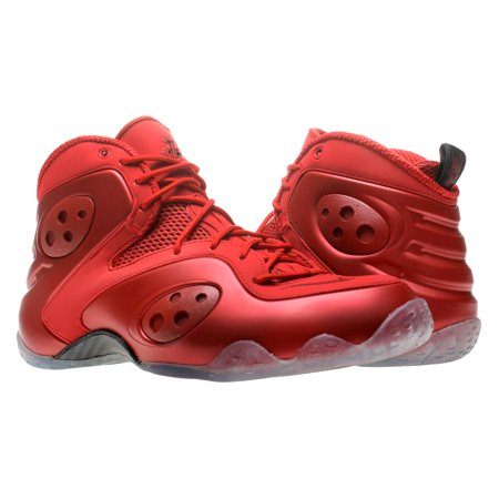 Nike Zoom Rookie Matte Varsity Red/Black Men's Basketball Shoes 472688-601