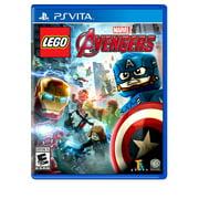LEGO Marvel Avengers, WHV Games, PS Vita, 883929474202