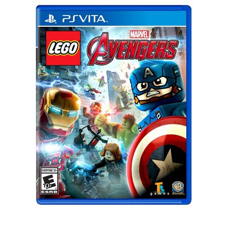 LEGO Marvel Avengers, WHV Games, PS Vita, 883929474202 (Ps Vita Games Persona)