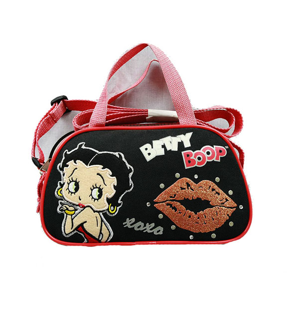 Handbag - Betty Boop - lips-mark New Hand Bag Purse Girls Gifts 39893