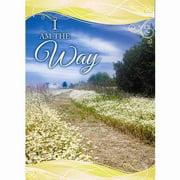 Banner-I Am The Way-Spring (2' x 3') (Indoor)