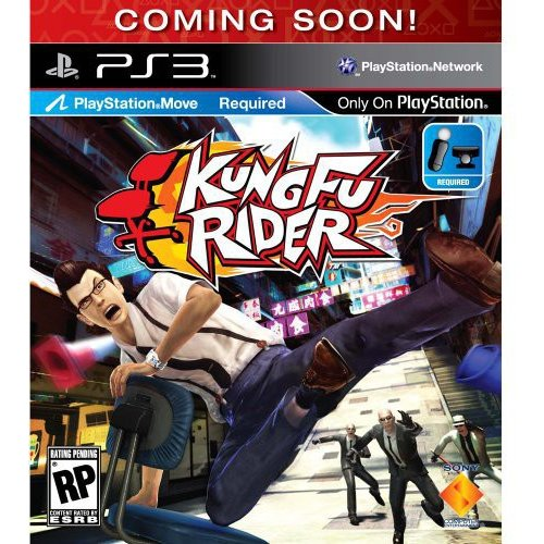 Kung Fu Rider (PS3/ Move)