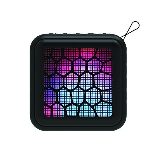 BLUEANT WIRELESS VIVID-BK VIVID WIRELESS MINI LED SPEAKER