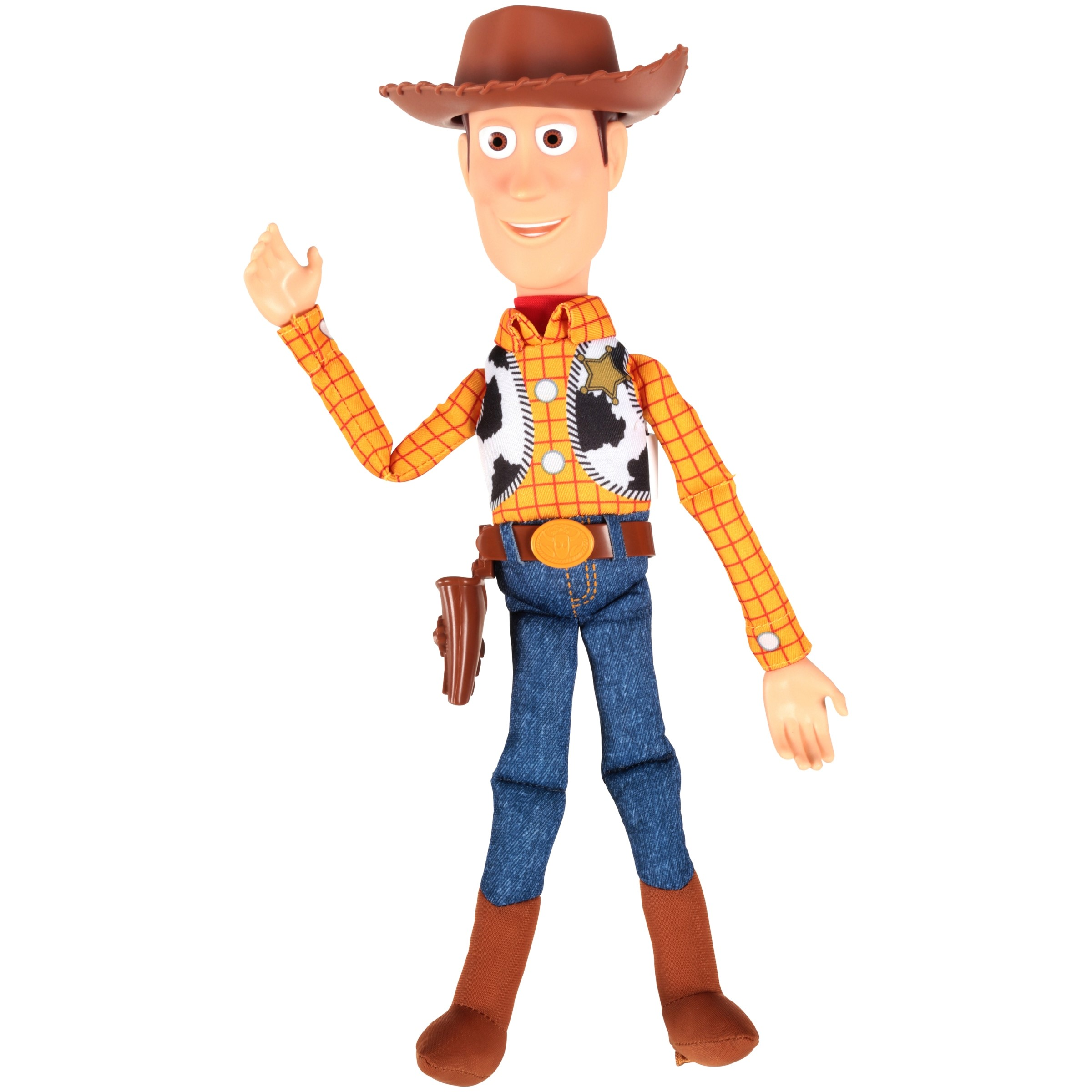 Toy Story 4 WOODY TALKING ACTION FIGURE