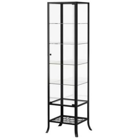 Ikea Klingsbo Glass Display Cabinet Lockable 2626.82617.146 ()