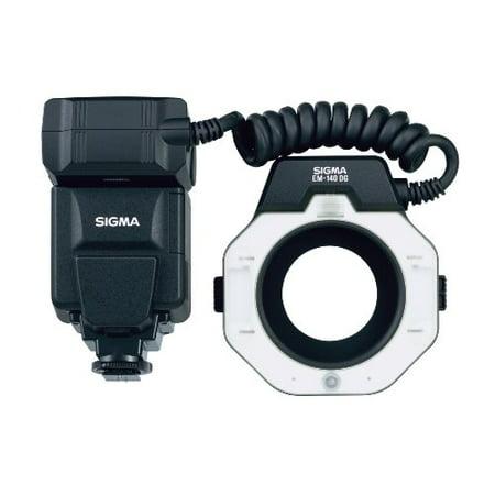 Camera Flash - Sigma EM-140 DG Macro Ring Flash for Nikon SLR Cameras