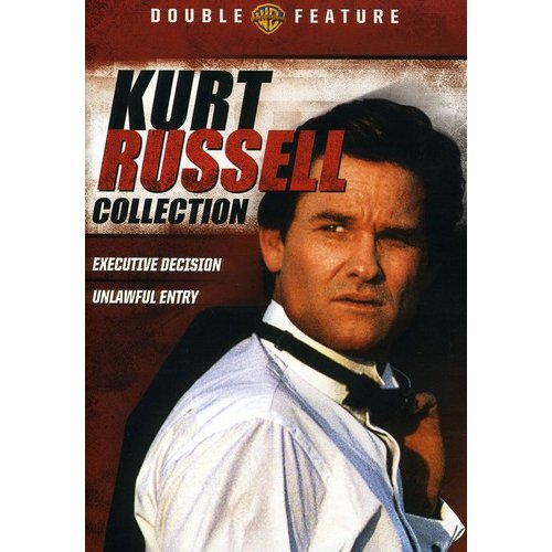 Kurt Russell Collection: Executive Decision / Unlawful Entry (Widescreen)