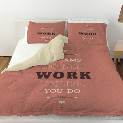 Manual Woodworkers & Weavers Dreams Take Work Duvet Cover