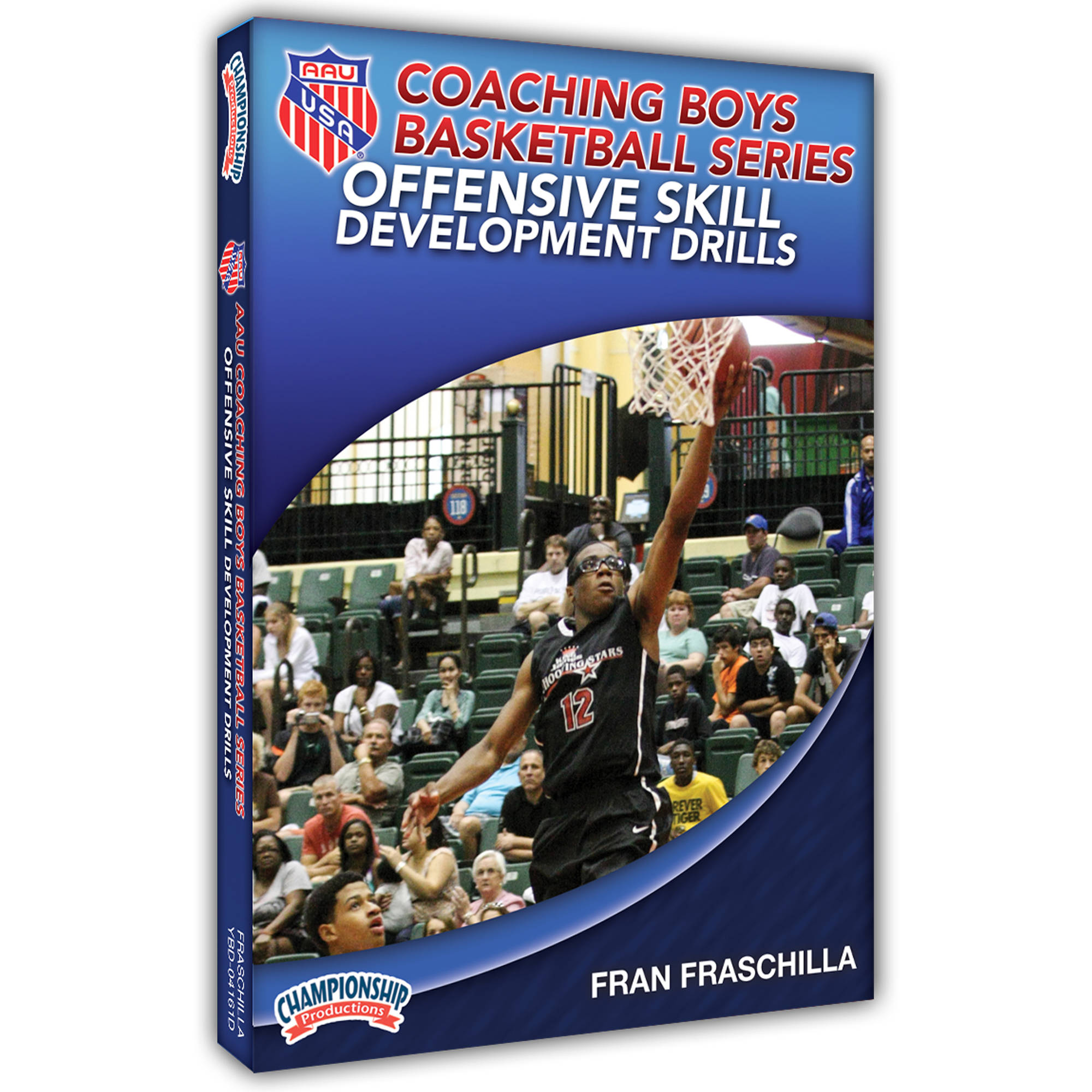 AAU Coaching Boys Basketball Series: Offensive Skill Development Drills by Championship Productions