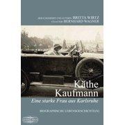 Käthe Kaufmann - eBook
