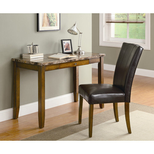 Wildon Home  Newry Mountain Writing Desk and Chair Set