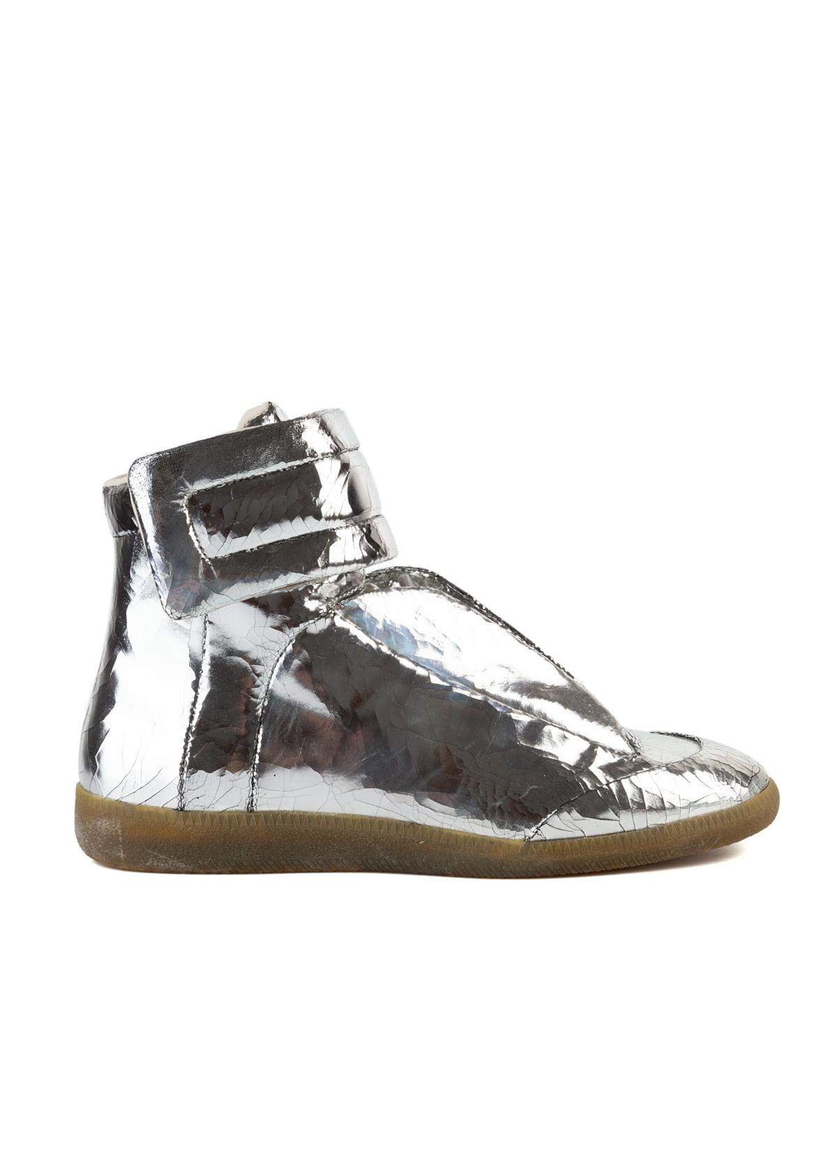 Maison Margiela Mens Silver Metallic