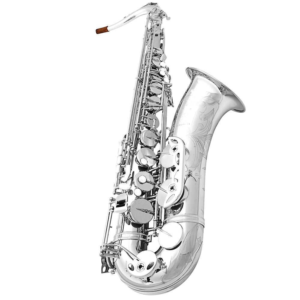 Oleg Maestro Tenor Saxophone Silver Plated by Oleg