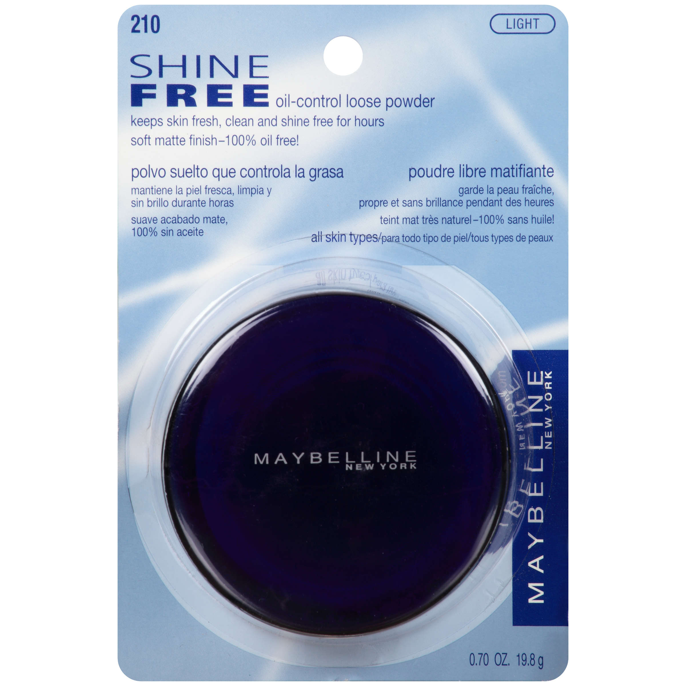 Maybelline Shine Free Oil-Control Loose Powder