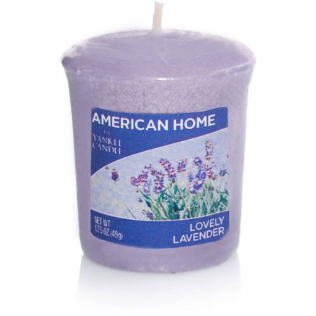 American Home by Yankee Candle Votive, Lovely Lavender