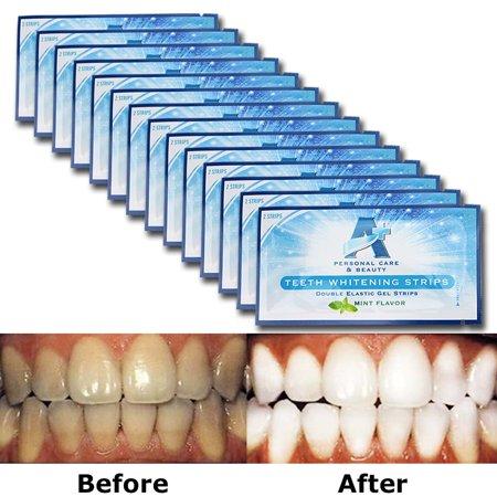 Force professionnelle 6% des dents HP bandes blanchissantes bandes élastiques plus avancée Formule blanchissants teintier gra