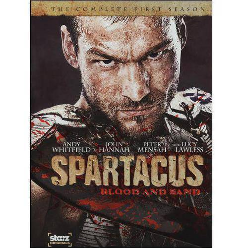 Spartacus: Blood And Sand - The Complete First Season (Widescreen)